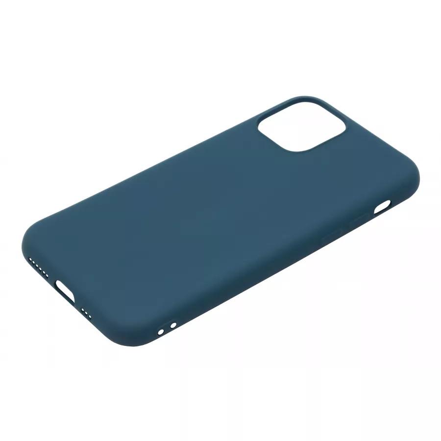 Силиконовый чехол 360 для iPhone 11 Pro - Dark Green. Вид 5