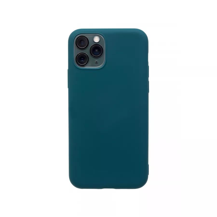 Силиконовый чехол 360 для iPhone 11 Pro - Dark Green. Вид 2