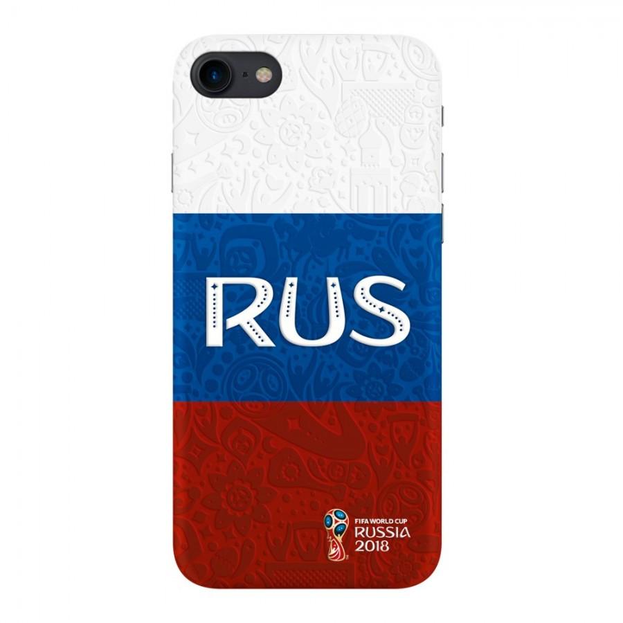 Чехол FIFA_Flag Russia PC для Apple iPhone 7/8