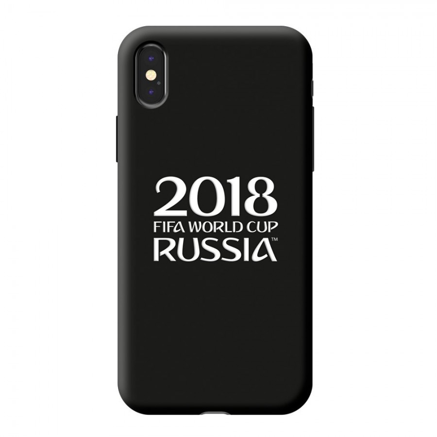Купить Чехол FIFA_Official Logotype PC для Apple iPhone X в Сочи