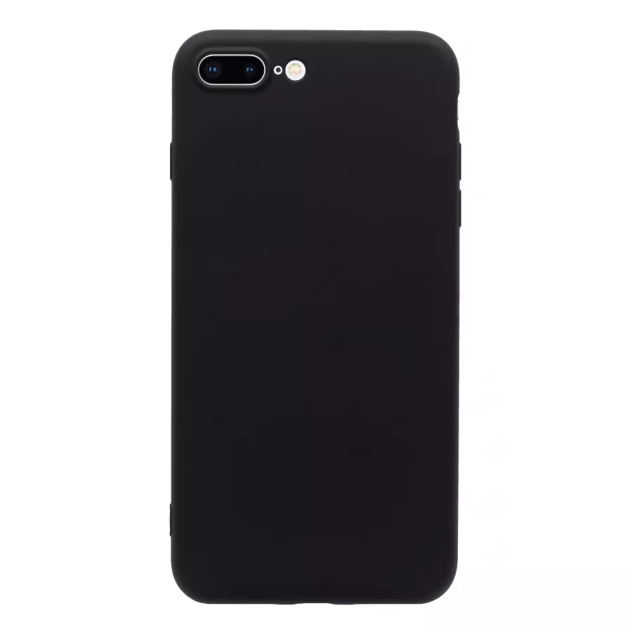 Купить Чехол силиконовый Guard360 для iPhone 7/8 Plus - Черный (Black) в Сочи