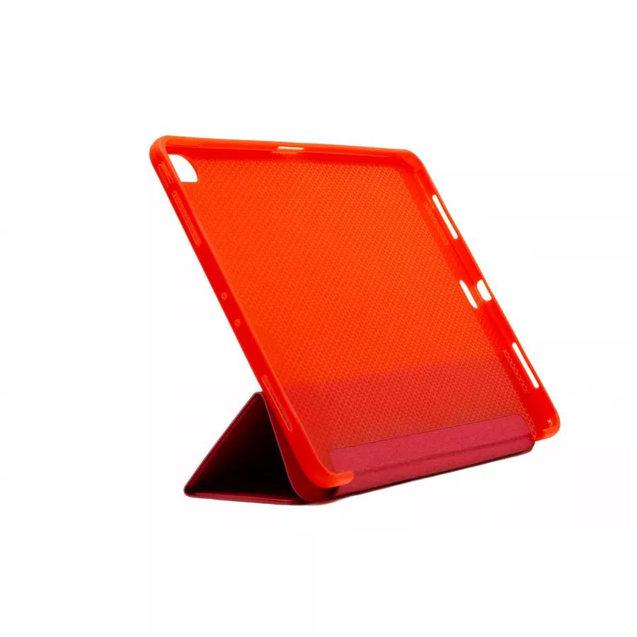 Чехол экокожа и резина для iPad Pro 11 (2018) - Красный