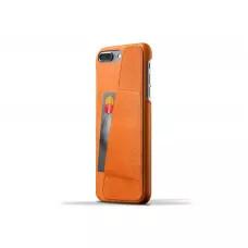 Чехол Mujjo Leather Wallet Case для iPhone 7/8 Plus - Светло-коричневый