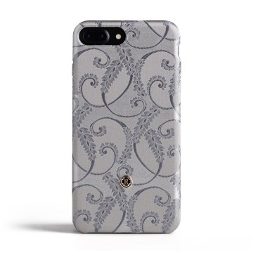 Чехол Revested Silk collection для iPhone 6/6s/7/8 Plus - Silver of Florence. Вид 1