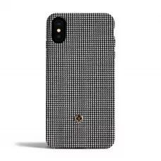 Чехол Revested Timeless Hard для iPhone X/XS - Houndstooth Grey