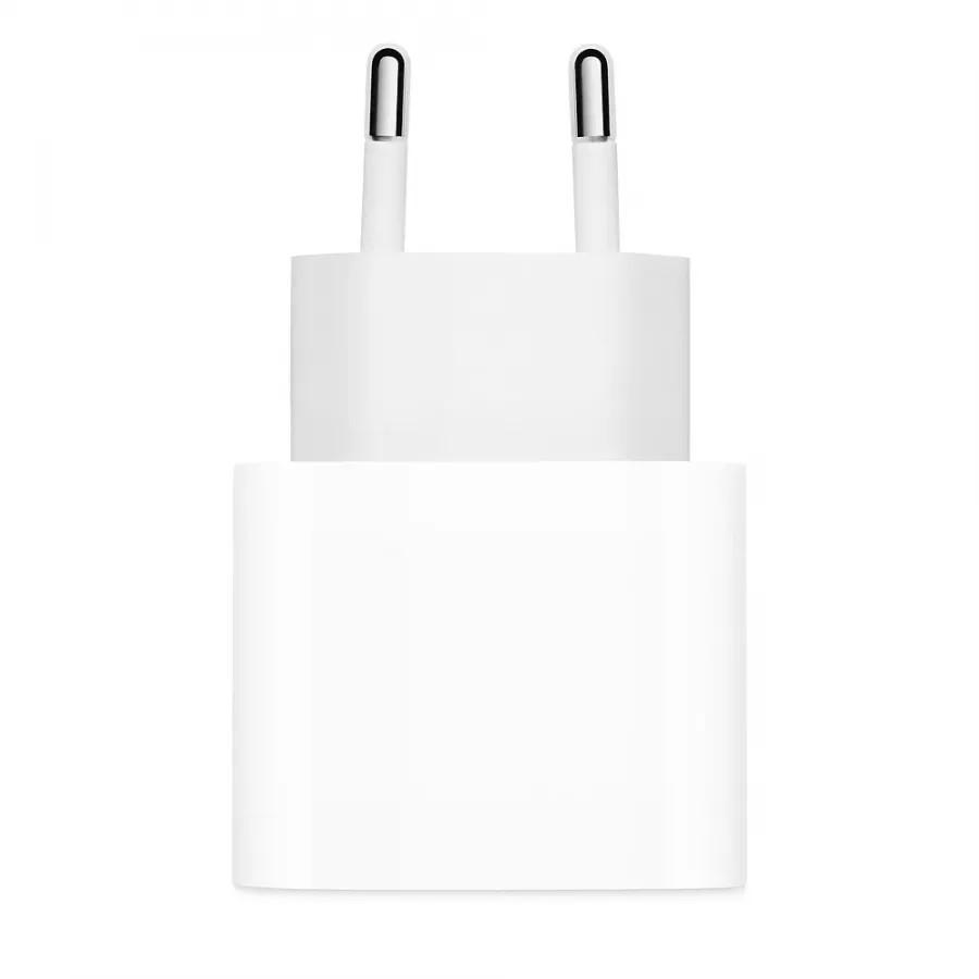 Адаптер питания USB-C мощностью 18 Вт (MU7V2ZM/A). Вид 2