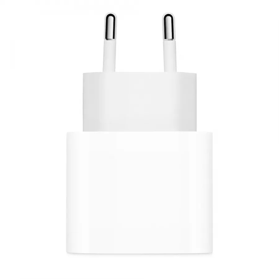 Адаптер питания USB-C мощностью 20 Вт. Вид 2
