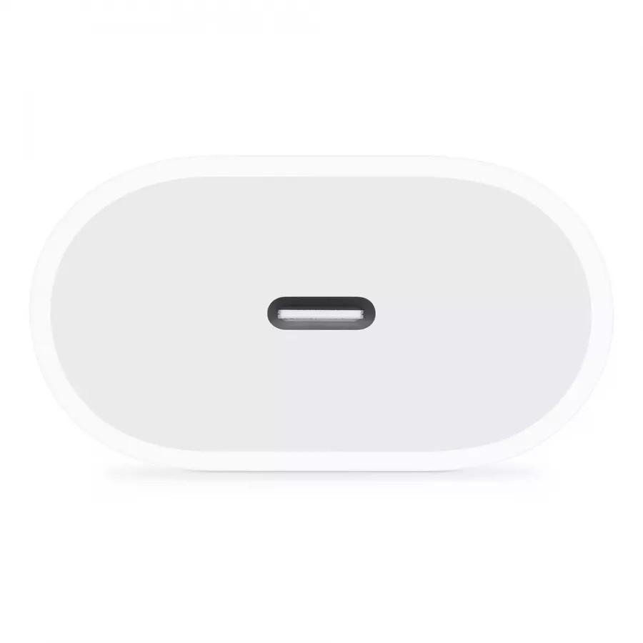 Адаптер питания USB-C мощностью 18 Вт (MU7V2ZM/A). Вид 3