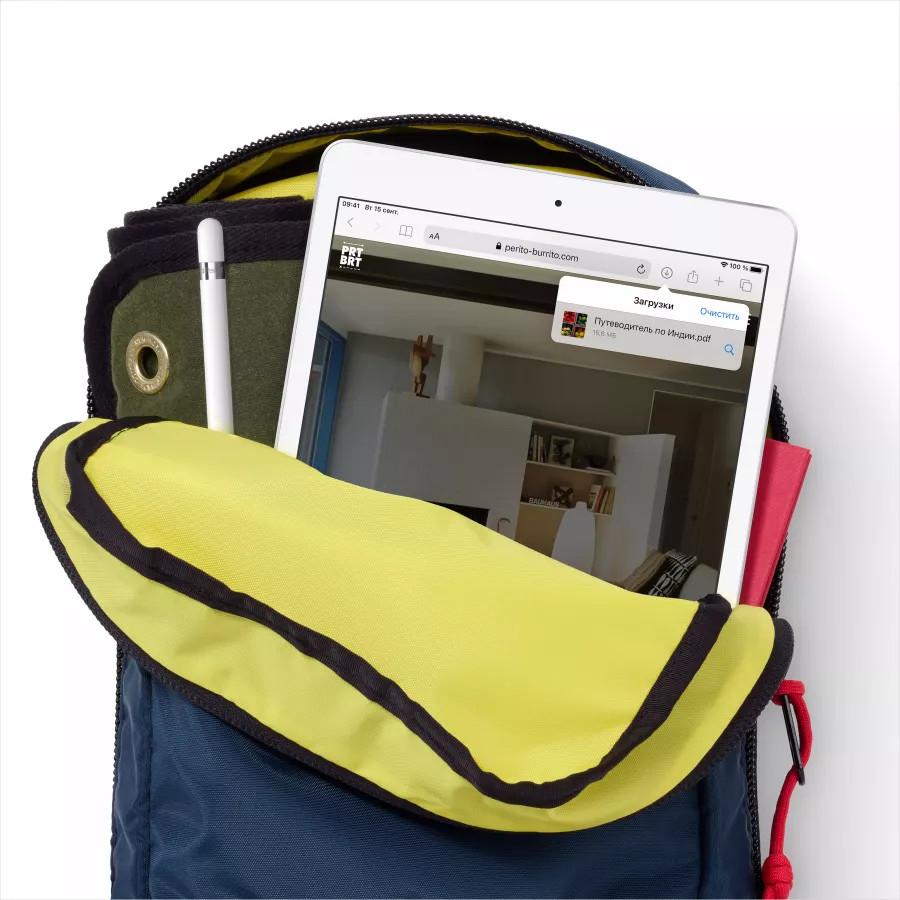 """Apple iPad 8 10.2"""" 2020 128ГБ Wi-Fi + Cellular Золотой. Вид 5"""