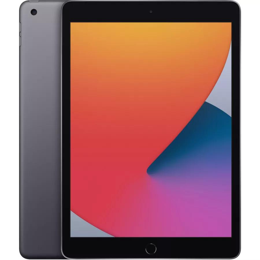 "Apple iPad 8 10.2"" 2020 128ГБ Wi-Fi ""Серый космос"". Вид 1"
