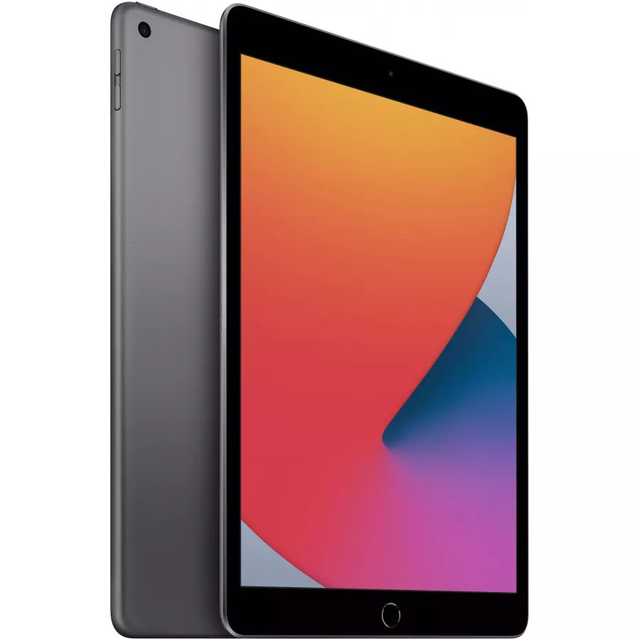 "Apple iPad 8 10.2"" 2020 128ГБ Wi-Fi ""Серый космос"". Вид 2"