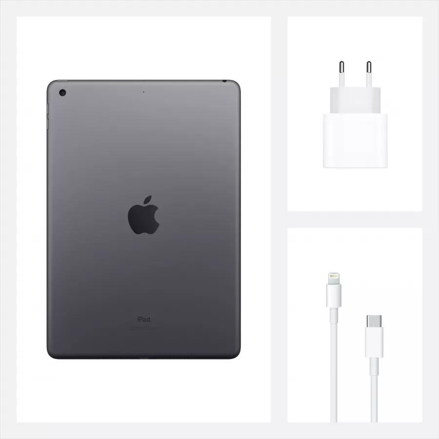 "Apple iPad 8 10.2"" 2020 128ГБ Wi-Fi ""Серый космос"". Вид 9"