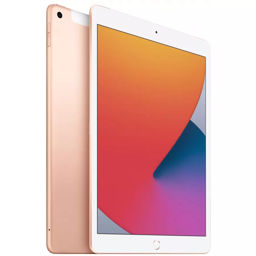 """Apple iPad 8 10.2"""" 2020 128ГБ Wi-Fi + Cellular Золотой. Вид 2"""