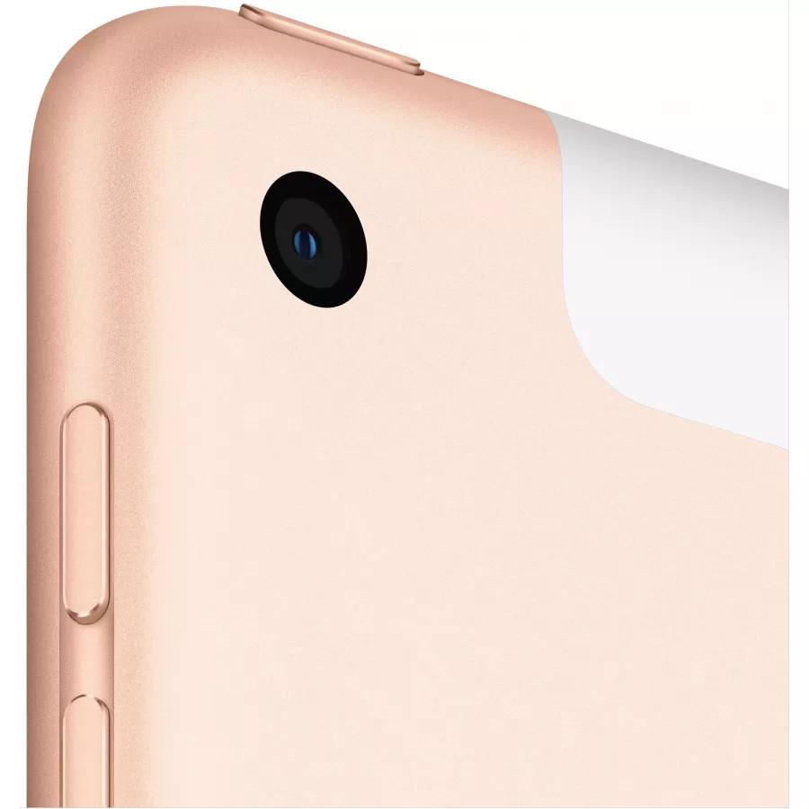 """Apple iPad 8 10.2"""" 2020 128ГБ Wi-Fi + Cellular Золотой. Вид 3"""