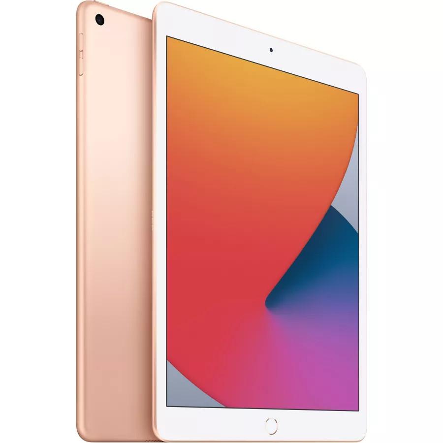 "Apple iPad 8 10.2"" 2020 128ГБ Wi-Fi Золотой. Вид 2"