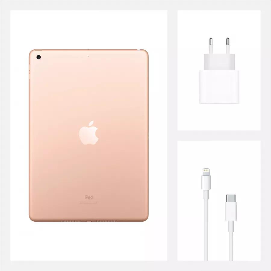"Apple iPad 8 10.2"" 2020 128ГБ Wi-Fi Золотой. Вид 9"