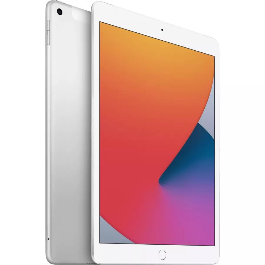 "Apple iPad 8 10.2"" 2020 128ГБ Wi-Fi + Cellular Серебристый. Вид 2"