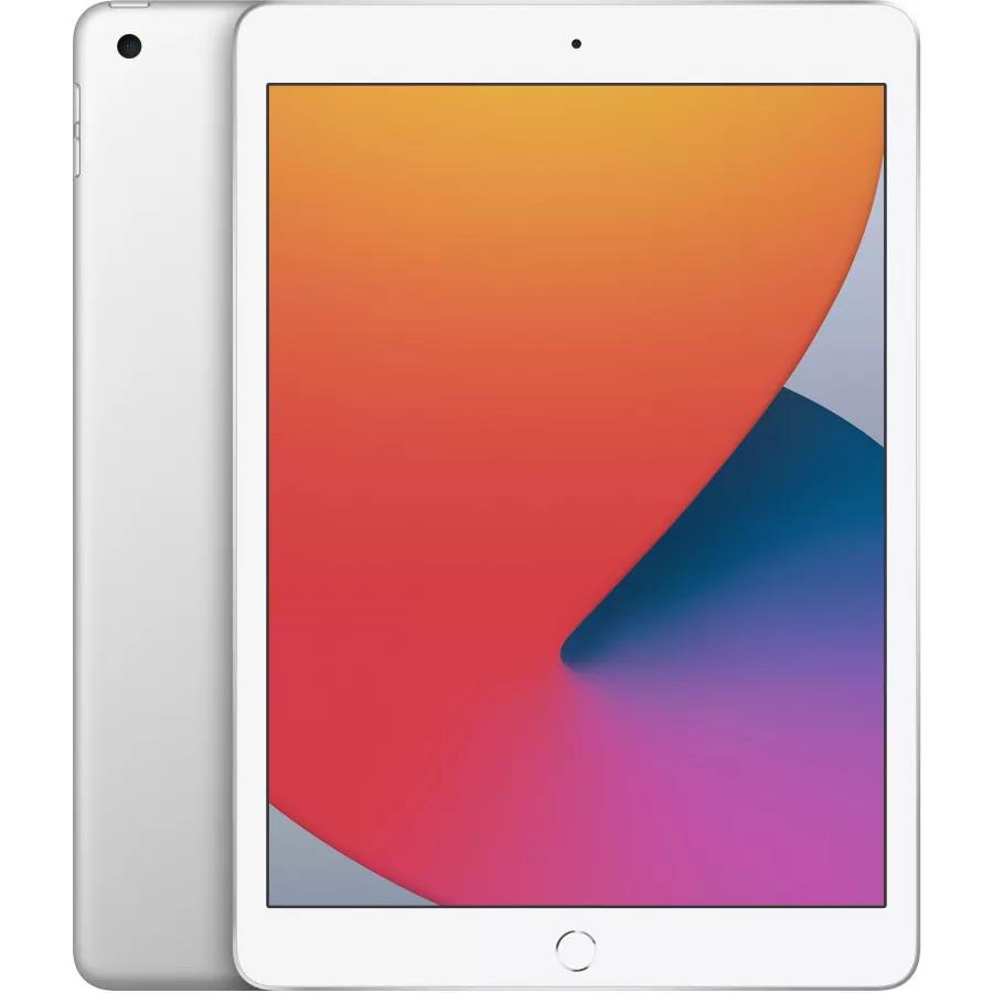 "Apple iPad 8 10.2"" 2020 128ГБ Wi-Fi Серебристый. Вид 1"
