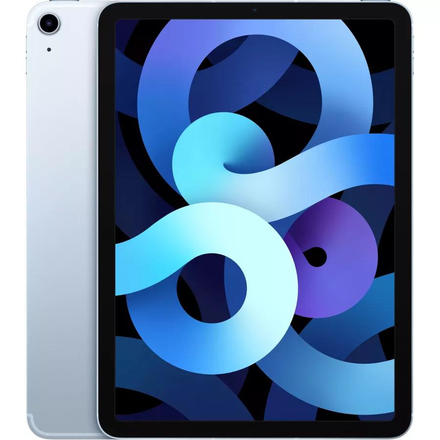 "Apple iPad Air 4 10.9"" 2020 64ГБ Wi-Fi + Cellular ""Голубое небо"". Вид 1"