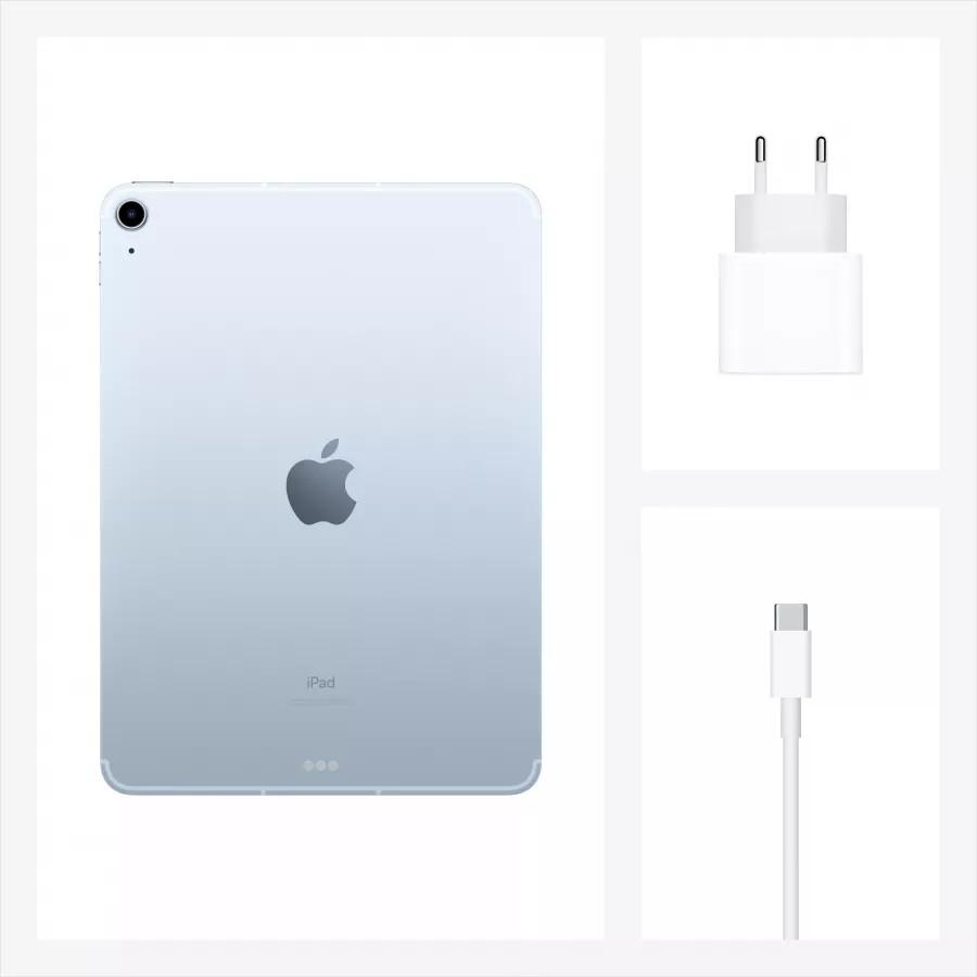 "Apple iPad Air 4 10.9"" 2020 64ГБ Wi-Fi + Cellular ""Голубое небо"". Вид 8"