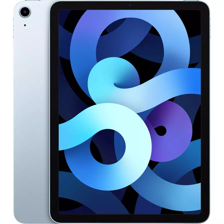 "Apple iPad Air 4 10.9"" 2020 64ГБ Wi-Fi ""Голубое небо"". Вид 1"