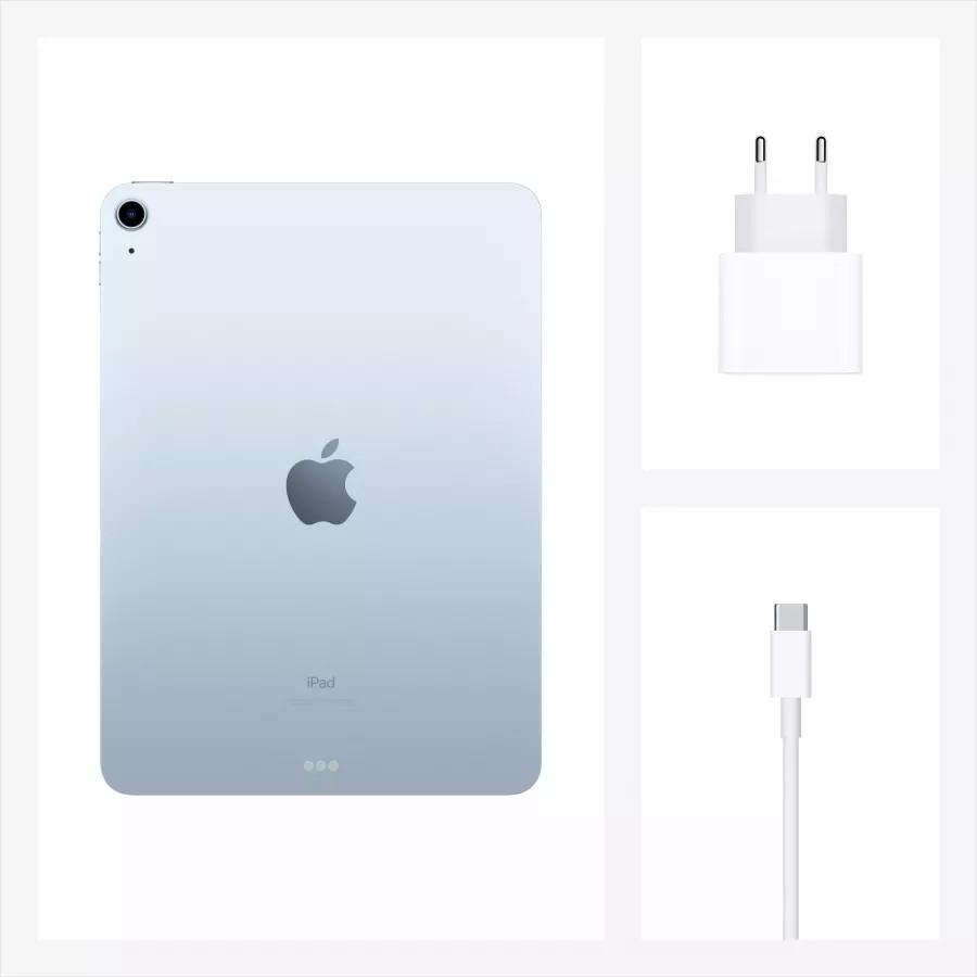 "Apple iPad Air 4 10.9"" 2020 64ГБ Wi-Fi ""Голубое небо"". Вид 8"
