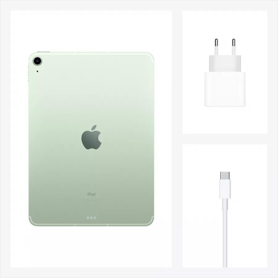 "Apple iPad Air 4 10.9"" 2020 64ГБ Wi-Fi + Cellular Зеленый. Вид 8"