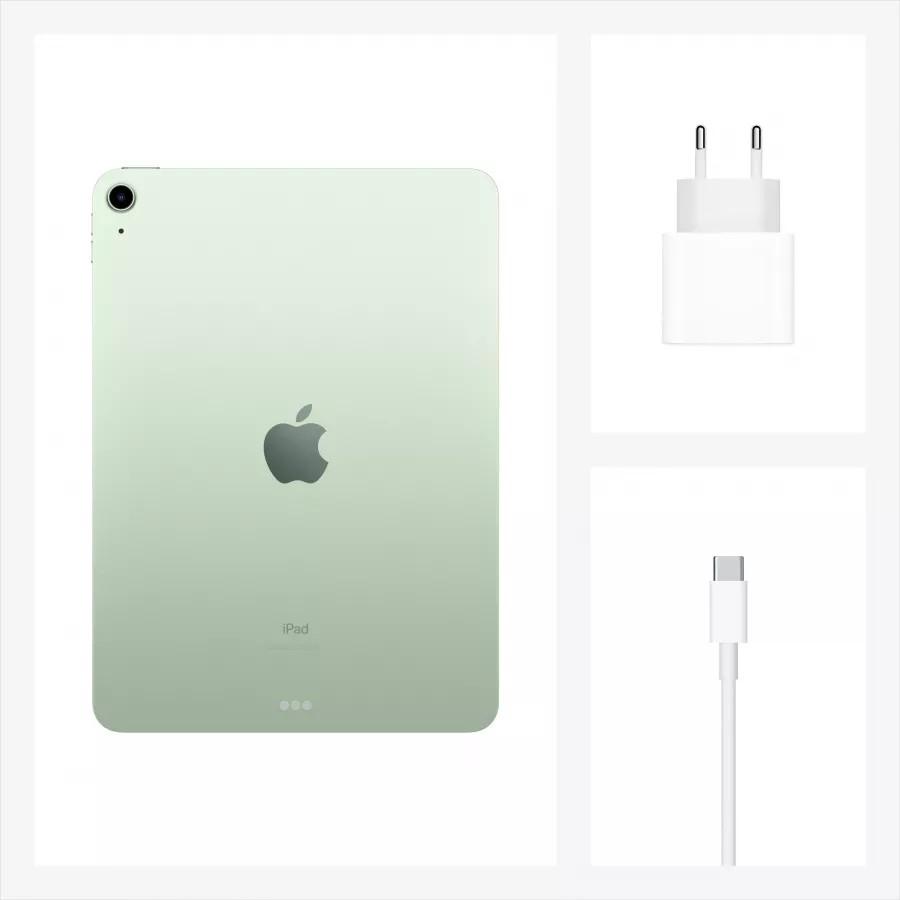 "Apple iPad Air 4 10.9"" 2020 256ГБ Wi-Fi Зеленый. Вид 8"