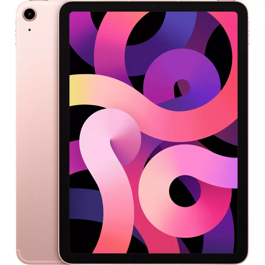 "Apple iPad Air 4 10.9"" 2020 64ГБ Wi-Fi + Cellular ""Розовое золото"". Вид 1"