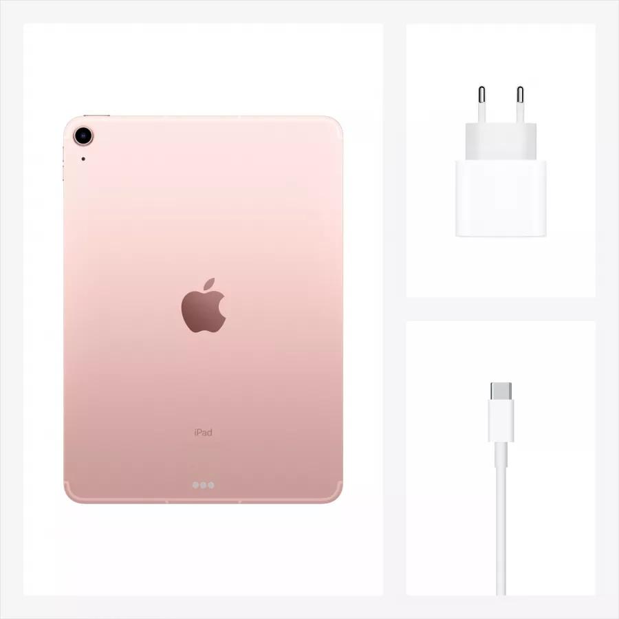 "Apple iPad Air 4 10.9"" 2020 64ГБ Wi-Fi + Cellular ""Розовое золото"". Вид 8"