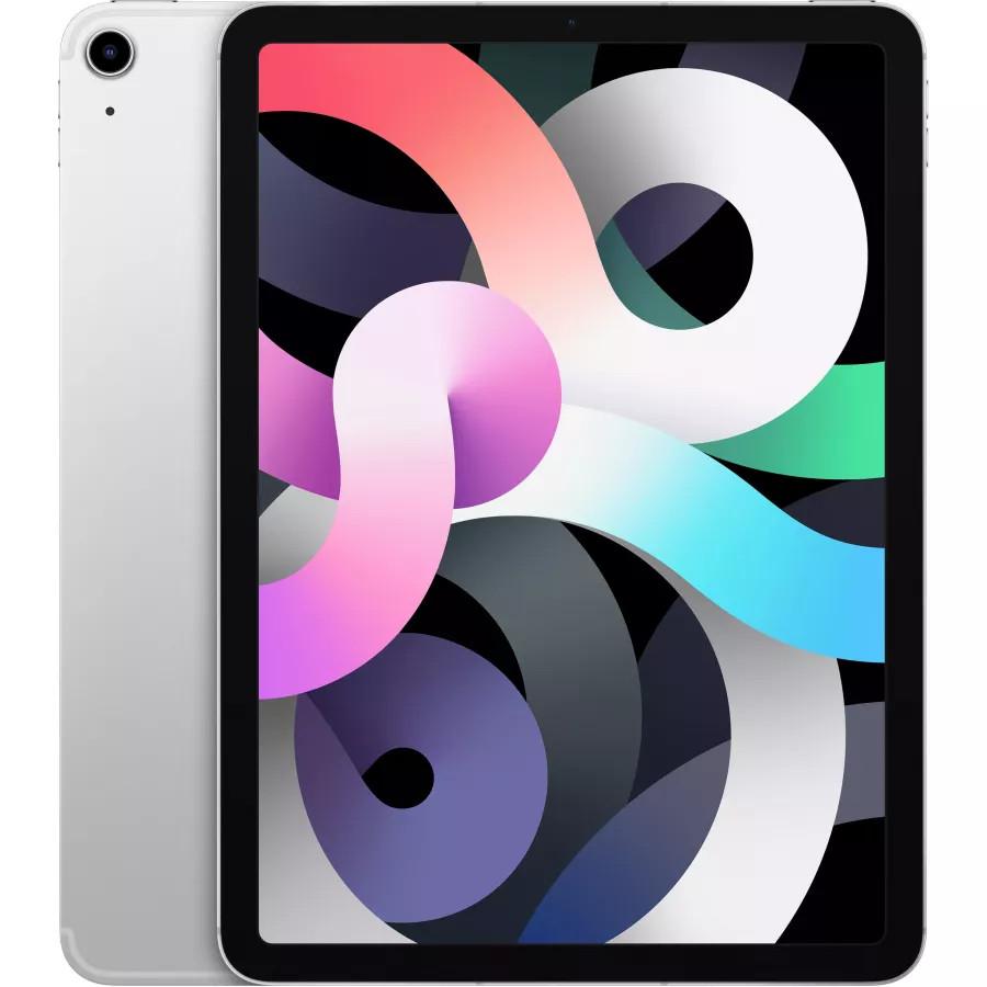 "Apple iPad Air 4 10.9"" 2020 64ГБ Wi-Fi + Cellular Серебристый. Вид 1"