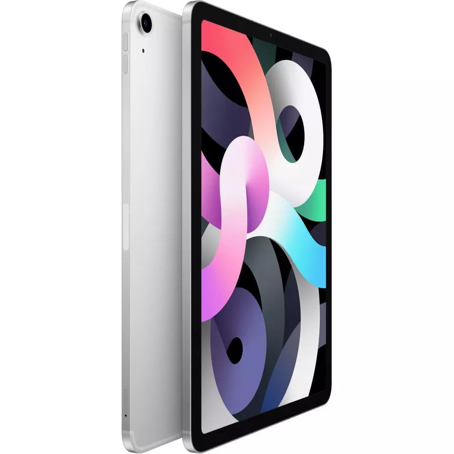"Apple iPad Air 4 10.9"" 2020 64ГБ Wi-Fi + Cellular Серебристый. Вид 2"