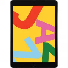 Apple iPad 10.2 (2019) 128ГБ Wi-Fi - Серый Космос (Space Gray)