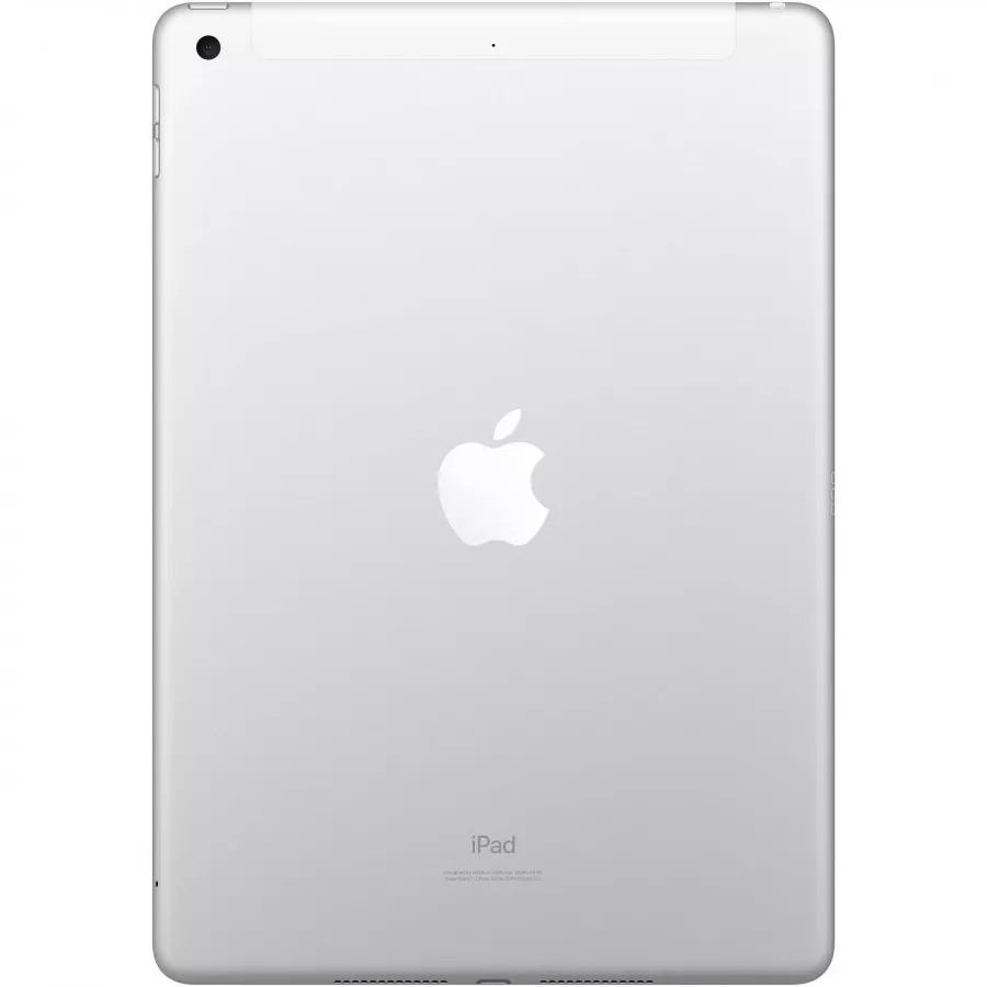 Apple iPad 10.2 (2019) 32ГБ Wi-Fi + Cellular - Серебристый (Silver). Вид 2