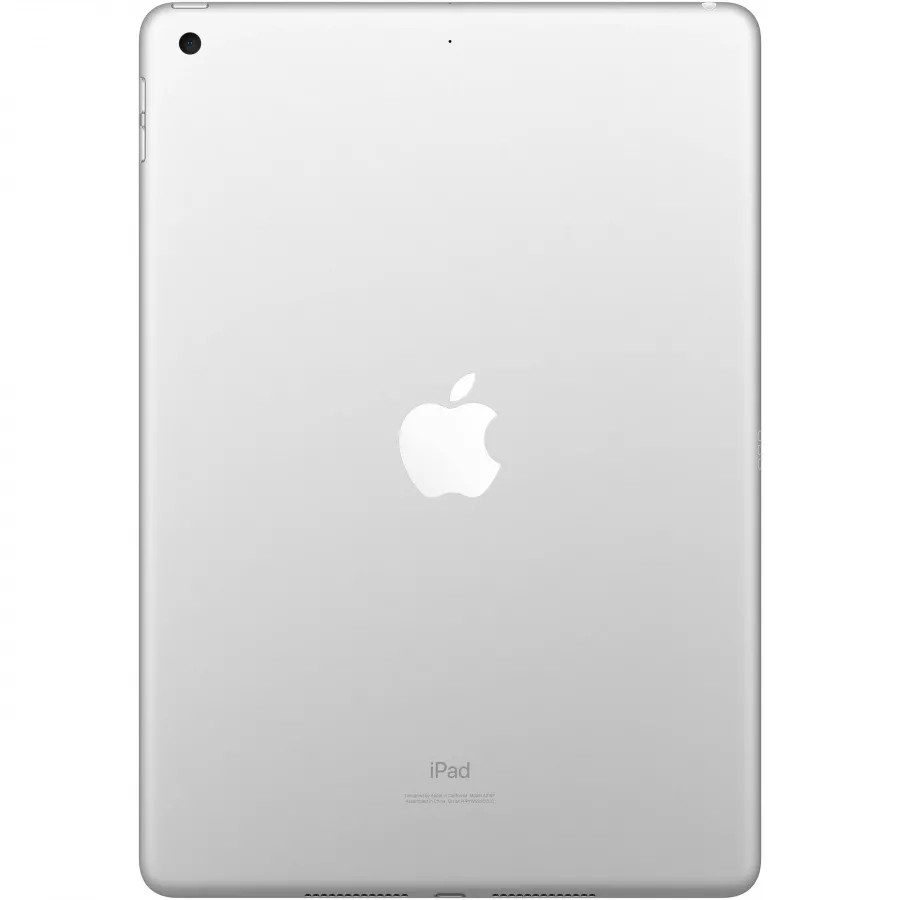 Apple iPad 10.2 (2019) 128ГБ Wi-Fi - Серебристый (Silver). Вид 2