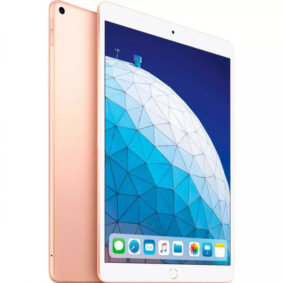 Apple iPad Air 10.5 (2019) 64ГБ Wi-Fi + Cellular - Золотой (Gold). Вид 1
