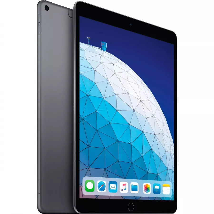 Apple iPad Air 10.5 (2019) 256ГБ Wi-Fi + Cellular - Серый Космос (Space Gray). Вид 1