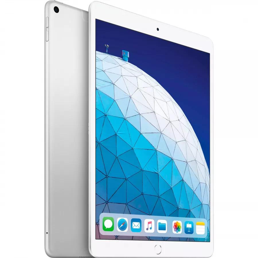 Apple iPad Air 10.5 (2019) 64ГБ Wi-Fi + Cellular - Серебристый (Silver). Вид 1