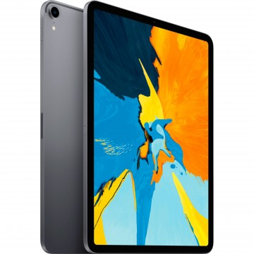 Apple iPad Pro 11 256ГБ Wi-Fi - Серый Космос (Space Gray). Вид 1