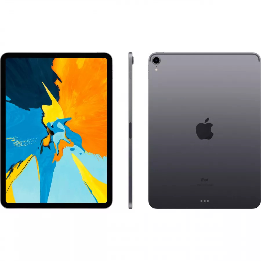 Apple iPad Pro 11 256ГБ Wi-Fi - Серый Космос (Space Gray). Вид 2
