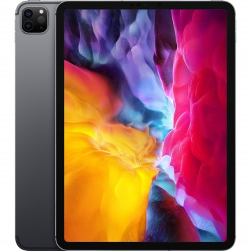 Apple iPad Pro 11 256ГБ Wi-Fi + Cellular - Серый Космос (Space Gray). Вид 1