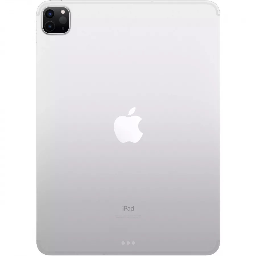 Apple iPad Pro 11 128ГБ Wi-Fi + Cellular - Серебристый (Silver). Вид 2
