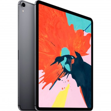 Apple iPad Pro 12.9 512ГБ Wi-Fi + Cellular - Серый Космос (Space Gray). Вид 1