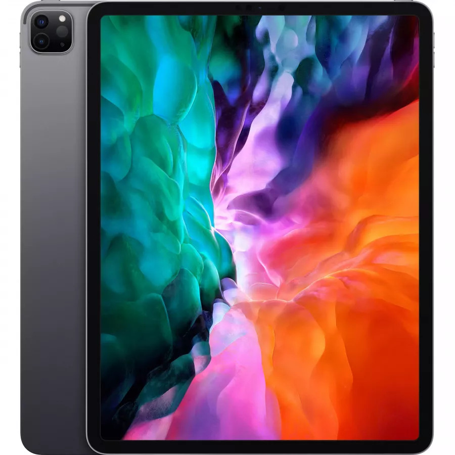 Apple iPad Pro 12.9 256ГБ Wi-Fi - Серый Космос (Space Gray). Вид 1