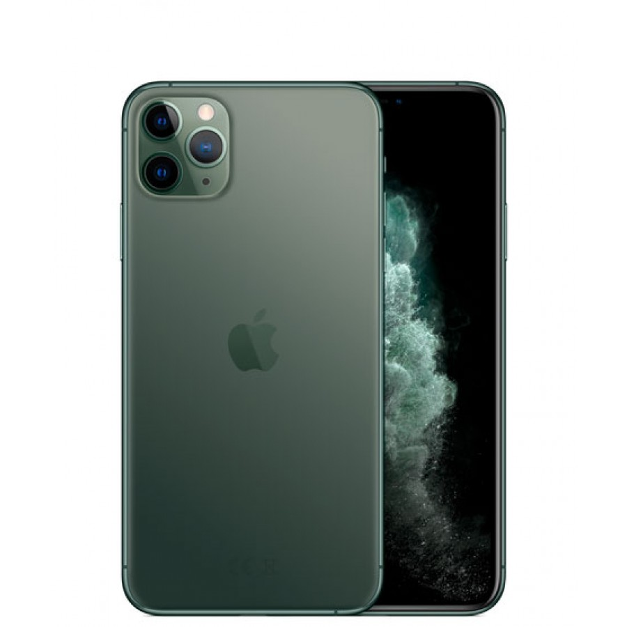 Apple iPhone 11 Pro Max 512ГБ Темно-зеленый (Midnight Green)