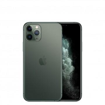 Apple iPhone 11 Pro 256ГБ Темно-зеленый (Midnight Green). Вид 1