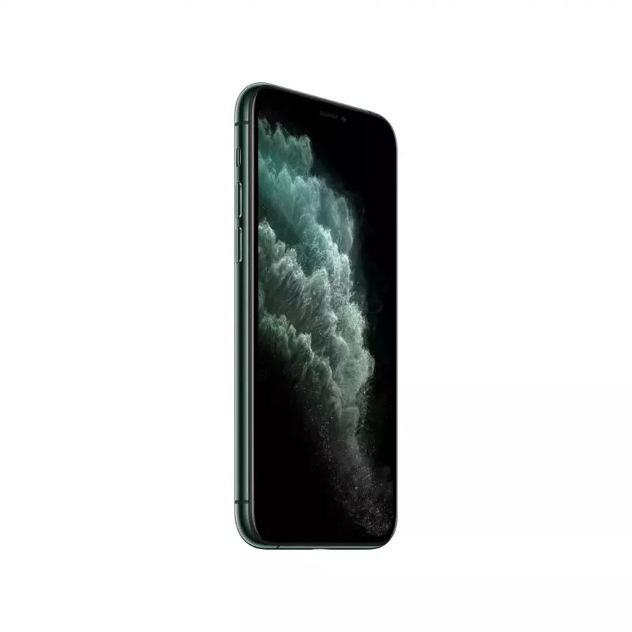 Apple iPhone 11 Pro 256ГБ Темно-зеленый (Midnight Green). Вид 2