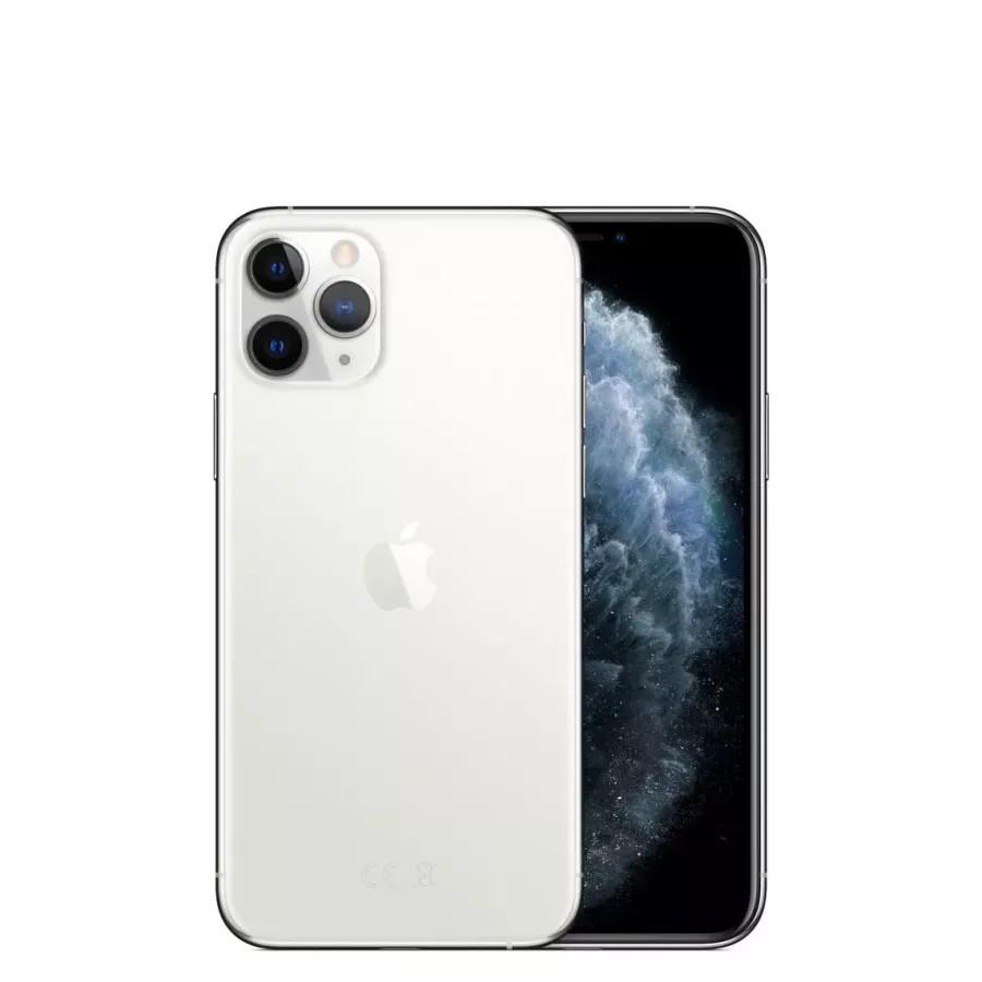 Apple iPhone 11 Pro 512ГБ Серебристый (Silver). Вид 1