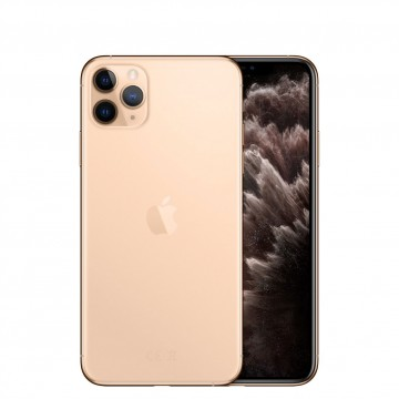 Apple iPhone 11 Pro Max 256ГБ Золотой (Gold). Вид 1