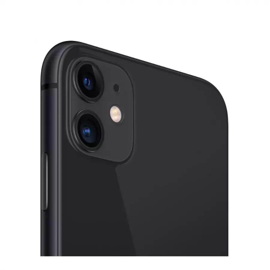Apple iPhone 11 64ГБ Черный (Black). Вид 2